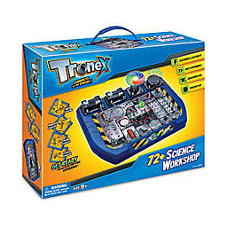 Tedco Toys Tronex Amazing 72+ Science Workshop Science Kit