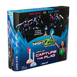 Toysmith NightZone Light Up Capture the Flag Outdoor Game