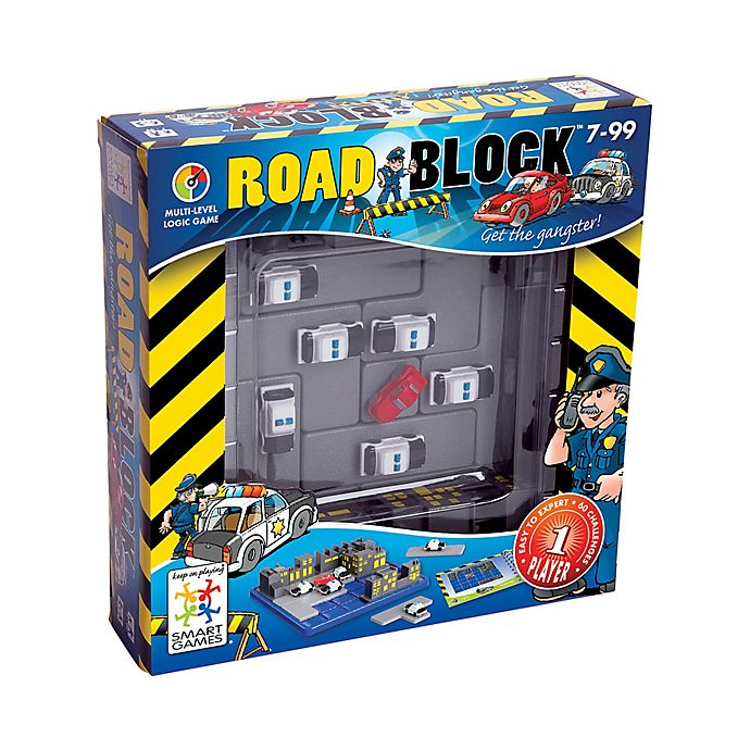 Alternate image 1 for SmartGames RoadBlock Brain Teaser Puzzle