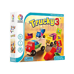 SmartGames Trucky 3 Brain Teaser Puzzle