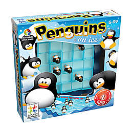 SmartGames Penguins on Ice Brain Teaser Puzzle