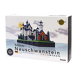 Ohio Art nanoblock Schloss Neuschwanstein 5800-Pc Bldng Set