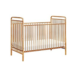 Babyletto Jubilee 3-in-1 Convertible Crib in Gold