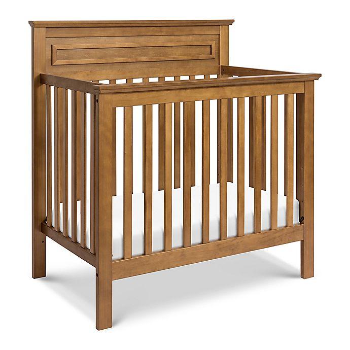 Alternate image 1 for DaVinci Autumn 2-in-1 Mini Crib and Twin Bed