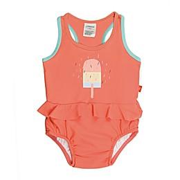 Lassig Ice Cream Swim Tanksuit in Pink