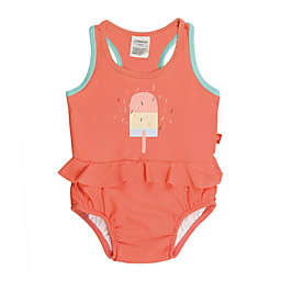 Lassig Ice Cream Swim Tanksuit in Pink
