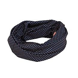Lassig Coolmax® Polka Dot Twister Sun Scarf in Navy