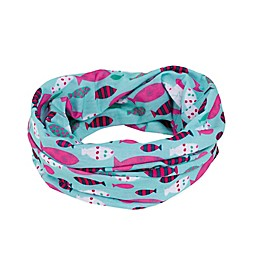 Lassig Coolmax® Mr. Fish Twister Sun Scarf in Pink
