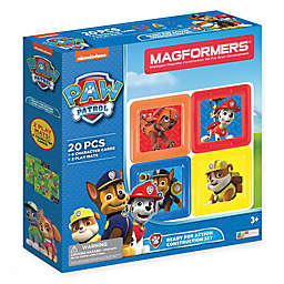 Nickelodeon™ PAW Patrol 20-Piece Ready For Action Construction Set