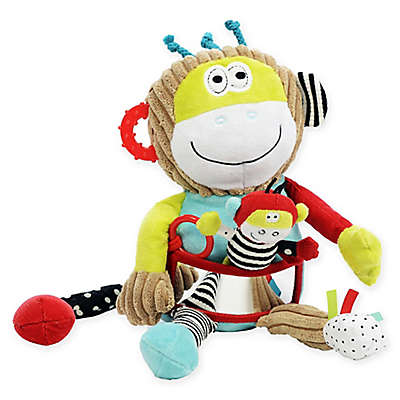 Dolce Play & Learn Monkey Plush Toy