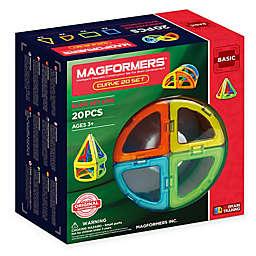 Magformers® 20-Piece Building Playset