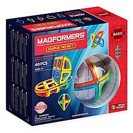 Magformers® 40-Piece Building Playset