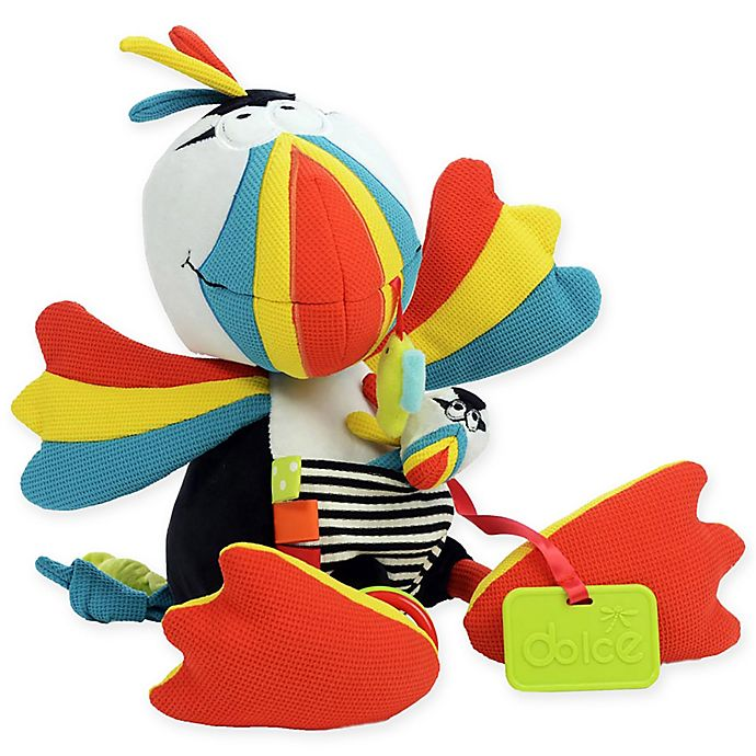 Alternate image 1 for Dolce Puffin Plush Toy
