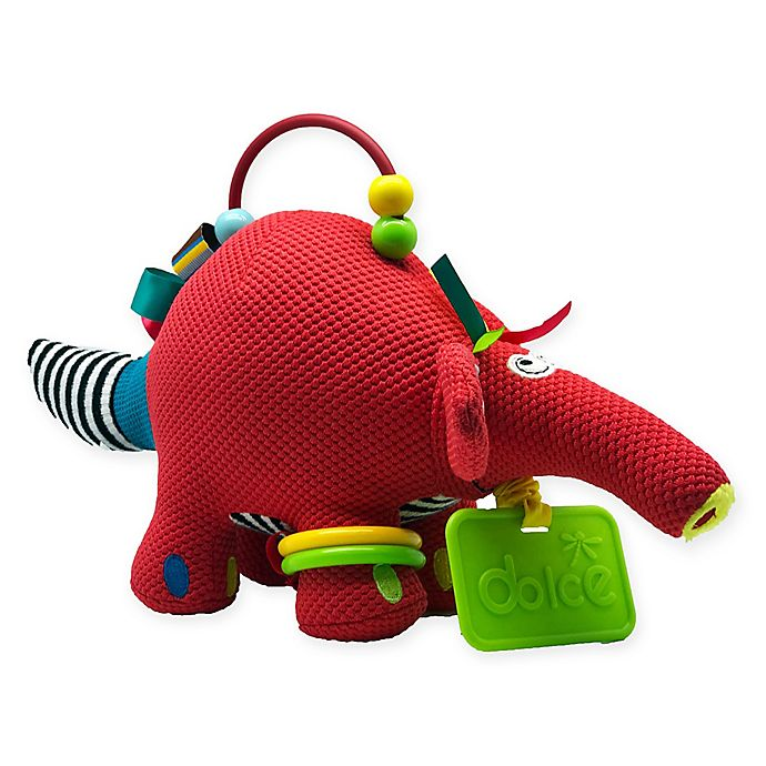 Alternate image 1 for Dolce Baby Aardvark Plush Toy