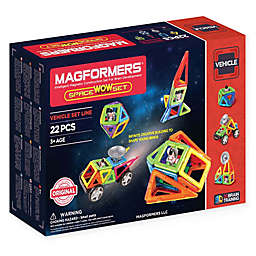 Magformers® 22-Piece Space WOW Alien Set