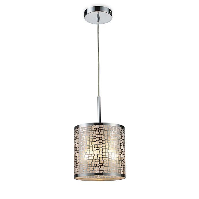 Elk Lighting Medina: ELK Lighting Medina 1-Light Pendant Ceiling Lamp In