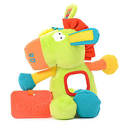 Dolce Spring Pony Plush Toy in Green