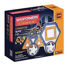 Magformers® 32-Piece XL Cruisers Set
