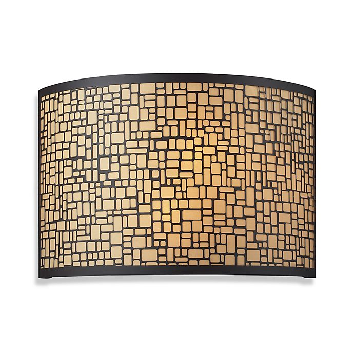 Elk Lighting Medina: ELK Lighting Medina 2-Light Sconce In Aged Bronze