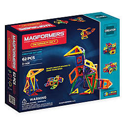 Magformers® 62-Piece Designer Set