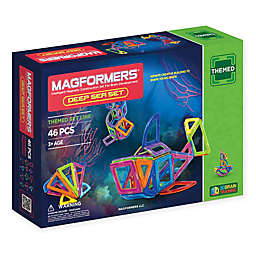 Magformers® 46-Piece Deep Sea Set