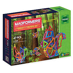 Magformers® 47-Piece Forest Friends Set