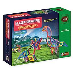 Magformers® 55-Piece Dinosaur Set