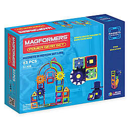 Magformers® 83-Piece Magnets in Motion Set