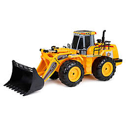 New Bright Remote-Control Mega Load Truck in Yellow