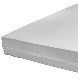 Beautyrest® Zippered Mattress Protector in White