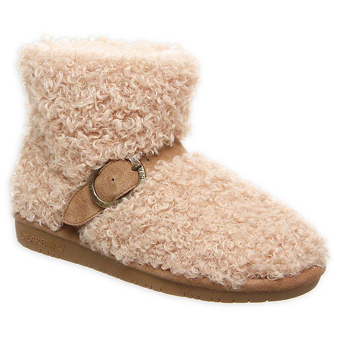 Alternate image 1 for Bearpaw Treasure Women's Faux-Fur Slippers