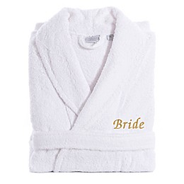 Linum Home Textiles Bride Bathrobe