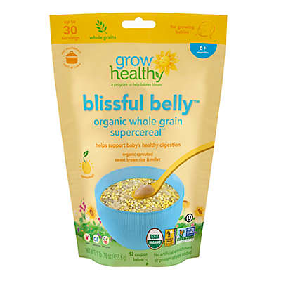Grow Healthy Blissful Belly™ 16 oz. Organic Whole Grain Supercereal™