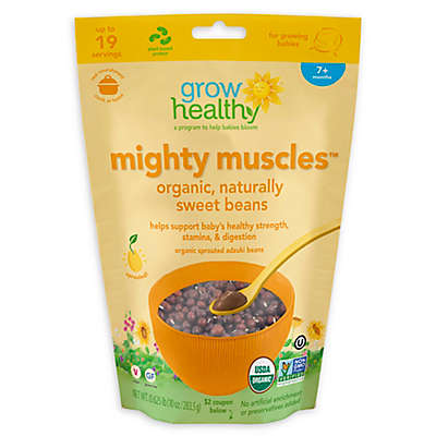 Grow Healthy Mighty Muscles™ 16 oz. Organic Sweet Beans