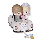 Precious Moments® Just Married Porcelain Figurine