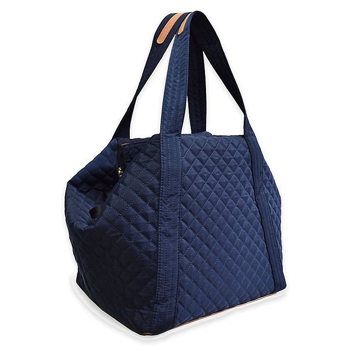 Adrienne Vittadini Quilted Yoga Tote Bed Bath Amp Beyond