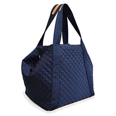 Adrienne Vittadini Quilted Yoga Tote