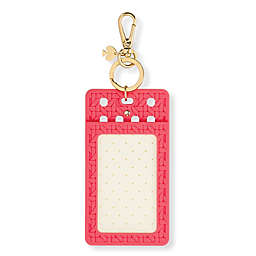 kate spade new york Coral Caning ID Clip