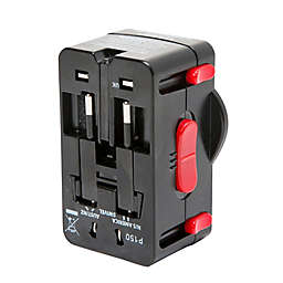 Gforce International All-in-One Travel Adapter
