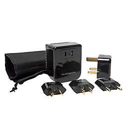 Gforce 6-Piece Travel Converter and Plug Set