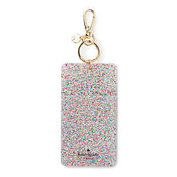 kate spade new york Rainbow Glitter ID Clip