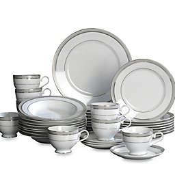 Mikasa® Platinum Crown 40-Piece Dinnerware Set
