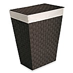 Lamont Home™ Carly Hamper in Chocolate