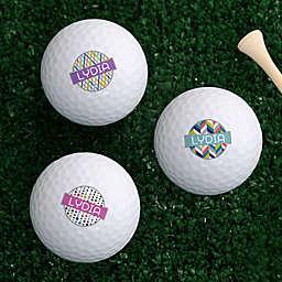 Sassy Lady Golf Balls (Set of 3)