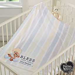 Precious Moments® Bless This Child Fleece Blanket