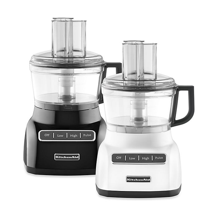 Alternate image 1 for KitchenAid®® 7-Cup Food Processor