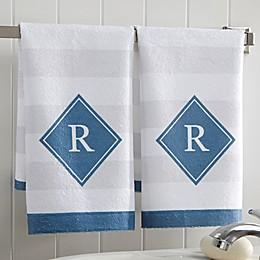 Classic Initial Hand Towel