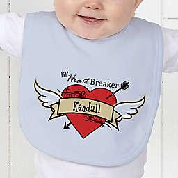 Lil' Heartbreaker Baby Bib