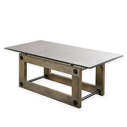 Brassex Fresno Coffee Table in Ash Brown