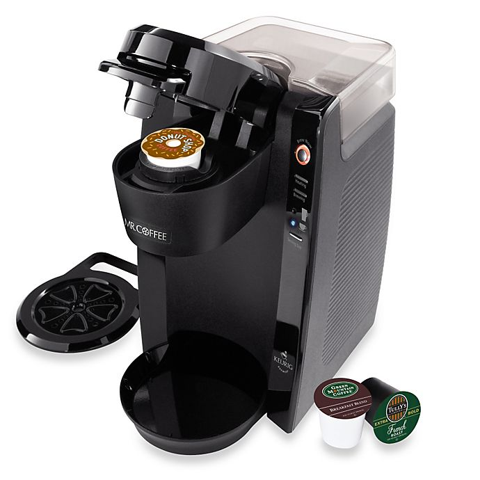 Mr Coffee Single Cup Brewing System Bed Bath Beyond